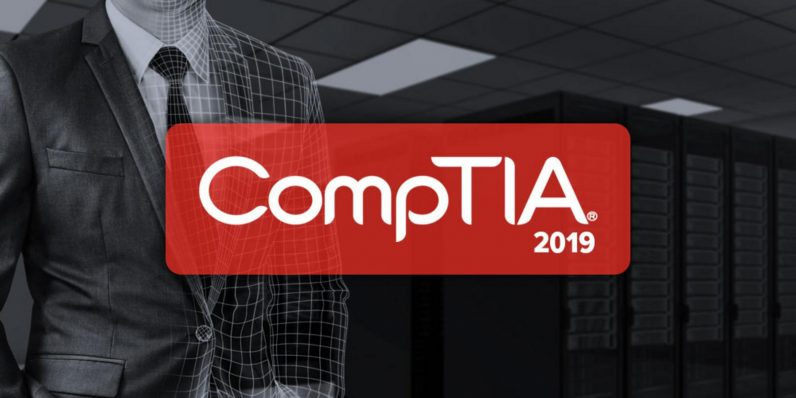 Comptia cybersecurity IT